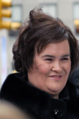 Susan Boyle birthday