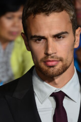 Theo James Birthday