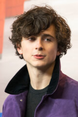 Timothée Chalamet birthday