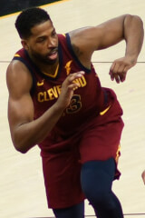 Tristan Thompson birthday