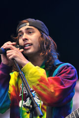 Vic Fuentes birthday
