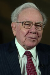 Warren Buffett birthday