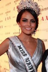 Ximena Navarrete birthday