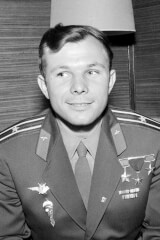 Yuri Gagarin birthday